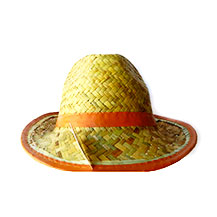 Cappello in paglia - Certaldo