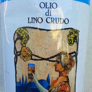 Olio di lino crudo - Agraria Ercolani - Certaldo