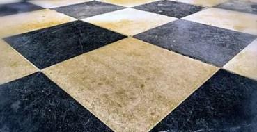 Kitchen floor stone type