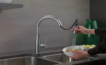 Delta-Faucet-Essa-Single-Handle best Kitchen Sink Faucets
