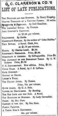 (British Columbian, July 27, 1865)