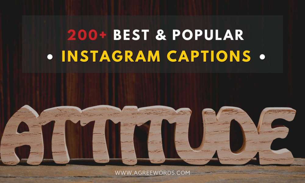 attitude-instagram-captions