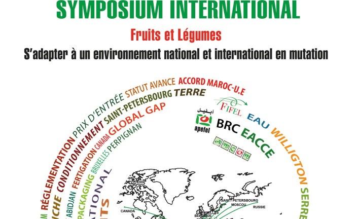 Symposium International sur les Fruits et Légumes