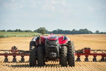 Case IH pionnier de l'automatisation agricole