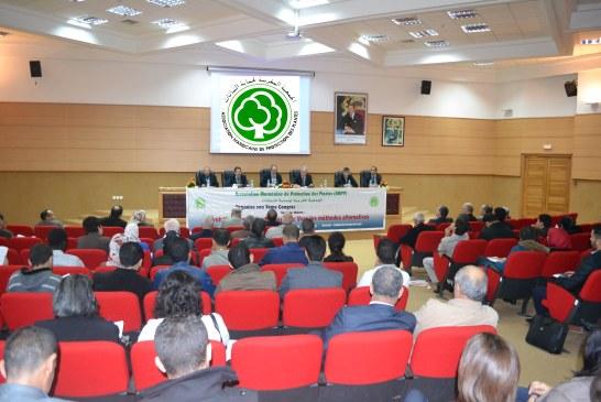 AMPP: Congrès sur «La protection des Plantes face aux défis actuels et en perspectives»