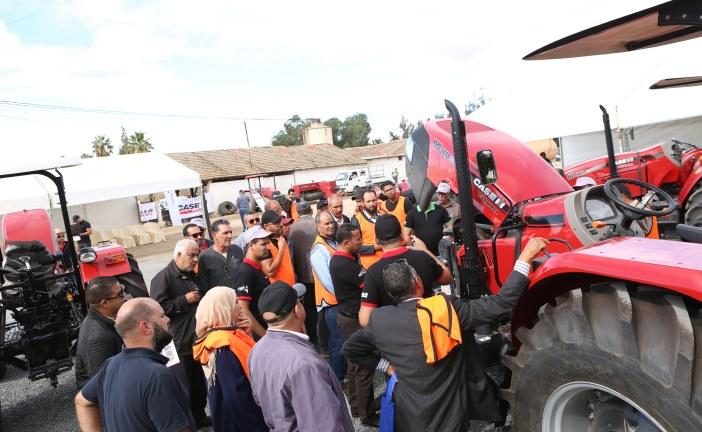 Case IH: la puissance de la mécanisation pour une agriculture productive et efficace