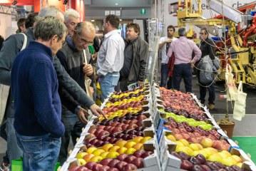 Interpoma en vidéo: un salon entièrement dédié à la pomme !