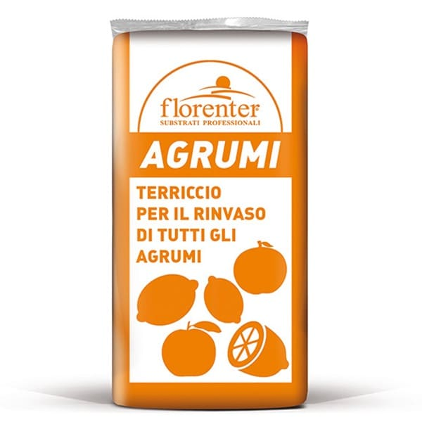 Terriccio per Agrumi