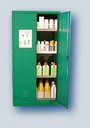 armoire de stockage de produits phytosanitaires de
