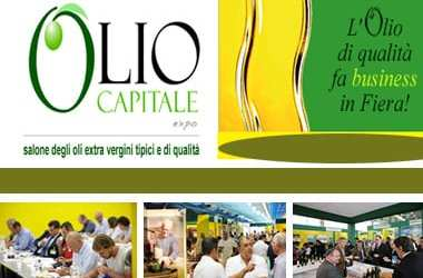 "FIERA DI TRIESTE ""OLIO CAPITALE"""