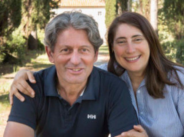 """Carlo e Paola Boni Brivio, titolari dell'azienda agricola """"Il Cerreto"""""""