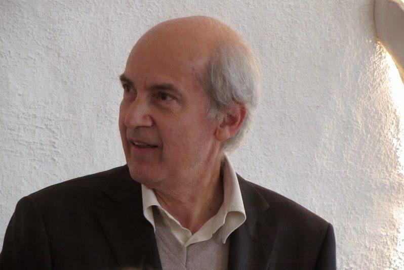 Il primo piano dell'architetto Stefano Andi