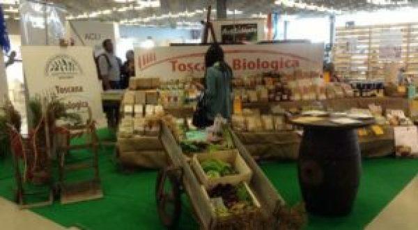 Toscana biologica partecipa anche a molti eventi fieristici