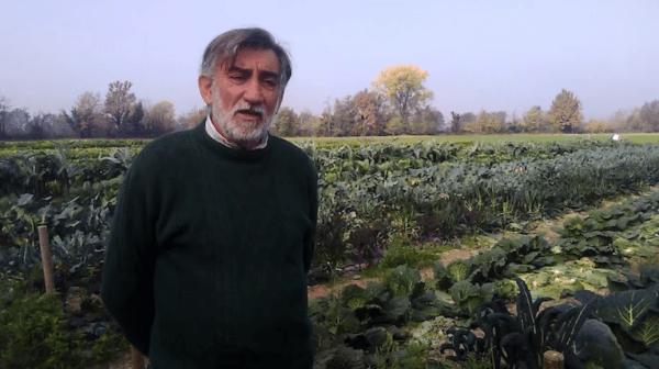 Il presidente di Aiab, Antonio Corbari