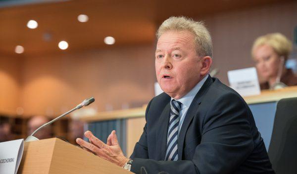 Il Commissario europeo per l'agricoltura, Janusz Wojciechowski