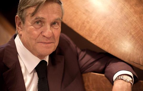 Valentino Mercati, presidente di Aboca