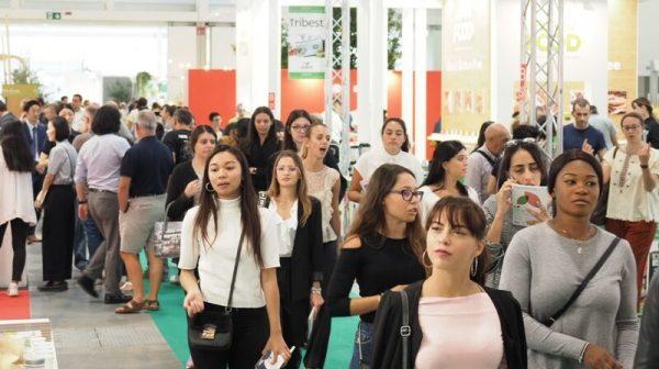 Il pubblico al Sana di Bologna