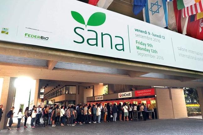 L'edizione del Sana è stata posticipata dal 9 all'11 ottobre e ribattezzata Sana Restart