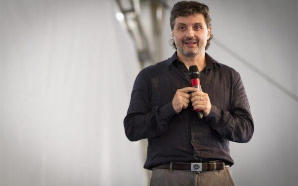 Il presidente di GOEL - Gruppo Cooperativo, Vincenzo Linarello