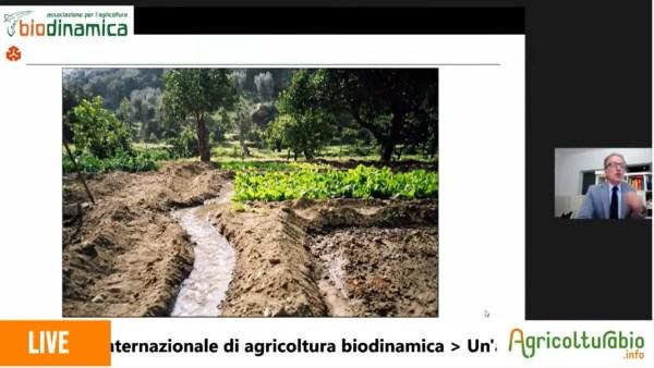Maurizio Rivolta al Convegno di agricoltura biodinamica