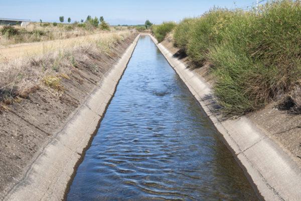 canal del zujar agricultores y ganaderos don benito