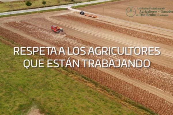Vídeo Campaña concienciación uso pistas y caminos