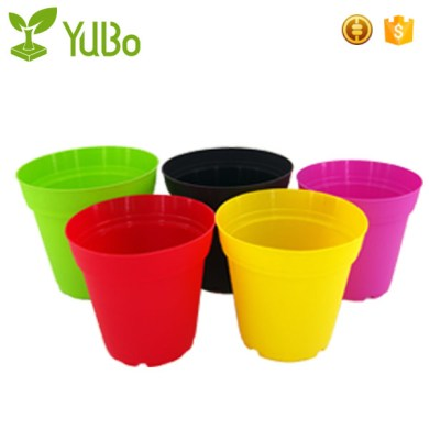 Garden Large Coloured Plastic Plant Pots  Flower pot for Outdoors     Large Coloured Plastic Plant Pots  Flower pot for Outdoors  large flower  planter