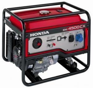 Stroomgroep 4500 watt 4-takt benzine