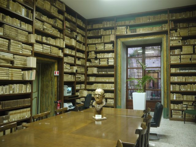 b9b87884f2 Agrigento Storia della Biblioteca Lucchesiana | Agrigento IeriEOggi ...