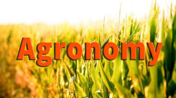 Agronomy Notes Pdf Download