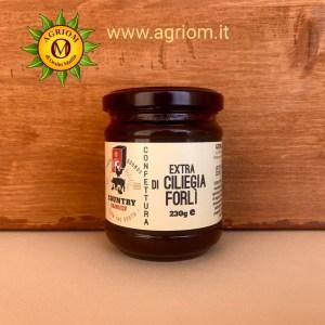 """Confettura extra di ciliegie """"Forlì"""" – 230 g"""