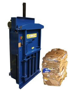Ag-mac V60 Small Waste Baler