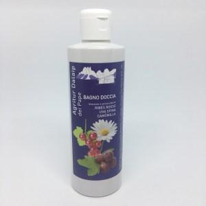 Bagno doccia al Ribes, Uva spina e Camomilla