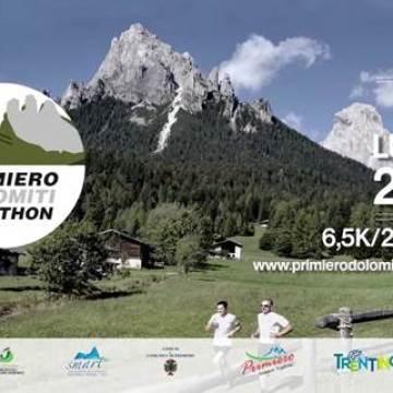 PRIMIERO DOLOMITI MARATHON 2016