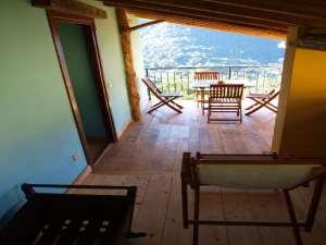 Camera 14 - Terrazzo Semicoperto con Vista