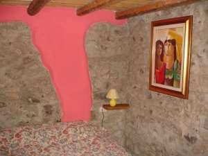 Camera 7 - Scorcio Letto Matrimoniale