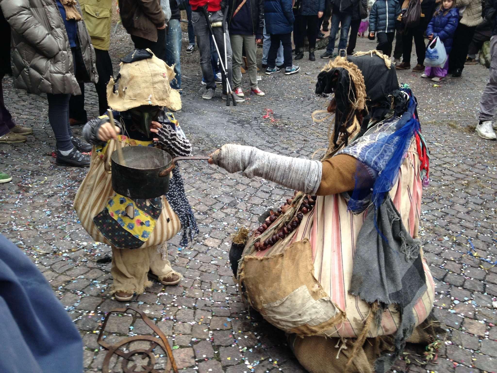 Folclore Locale - Carnevale e Maschere