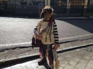 Folclore Locale - Mascherina