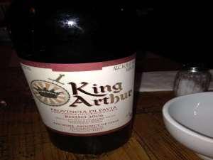 Il Ristorante - King Arthur Wine