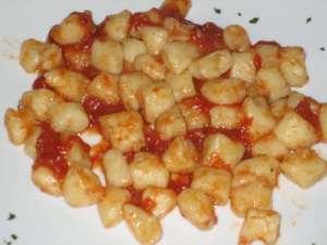 Il Ristorante - Primo Piano Gnocchi di Patate