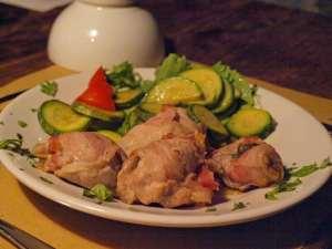 Il Ristorante - Uccelletti Scapati con Zucchine