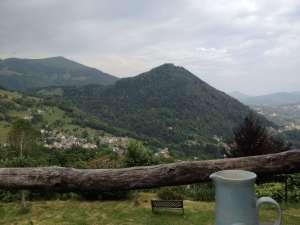 Il Ristorante Al-Marnich - Vista Panoramica