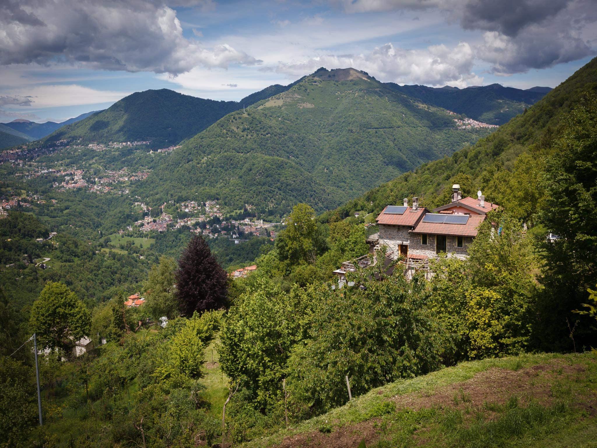 Agriturismo Al-Marnich - Escursioni a piedi e con bici elettrica