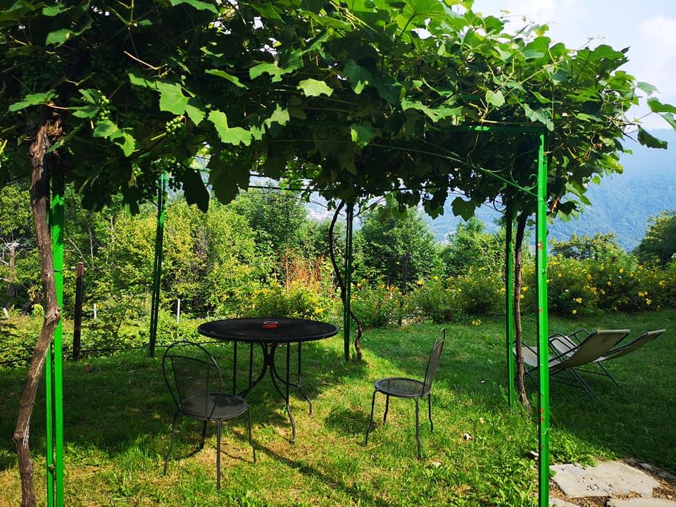 Camera 12 - Gazzebo Panoramico Estate