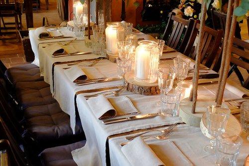 Restaurant Agriturismo Oasi Di Galbusera Bianca Agriturismo