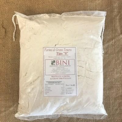 FAR005 - Farina di grano tenero - PRODOTTI AGRITURISMO BINI