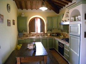 Agriturismo toscana cucina attrezzata