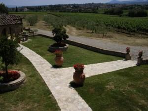 Agriturismo Colle Verde, Montepulciano, Toscana