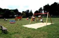 parco giochi altalena