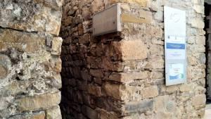 Il vicolo più stretto della Liguria dalla quale Casa Baciadonne prende il nome